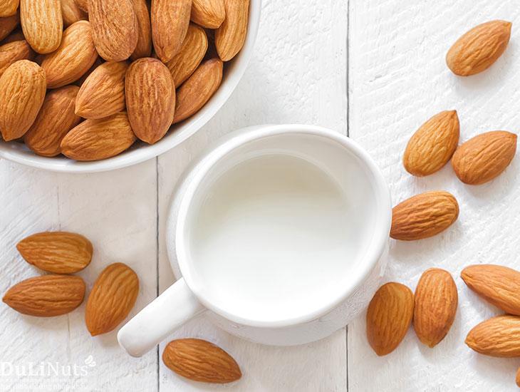 ăn hạt hạnh nhân mỗi ngày như thế nào?