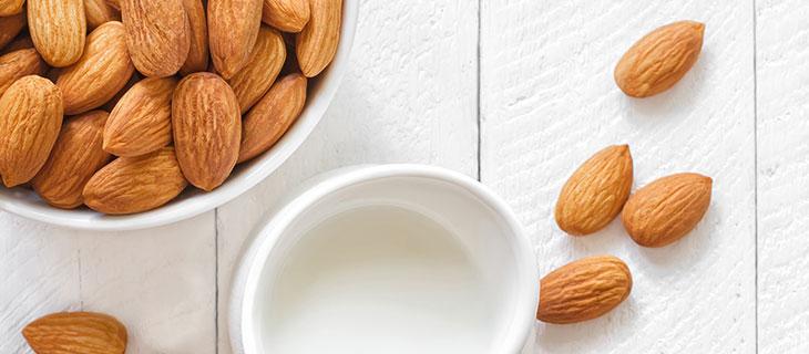 Hạt hạnh nhân (Almonds) 3