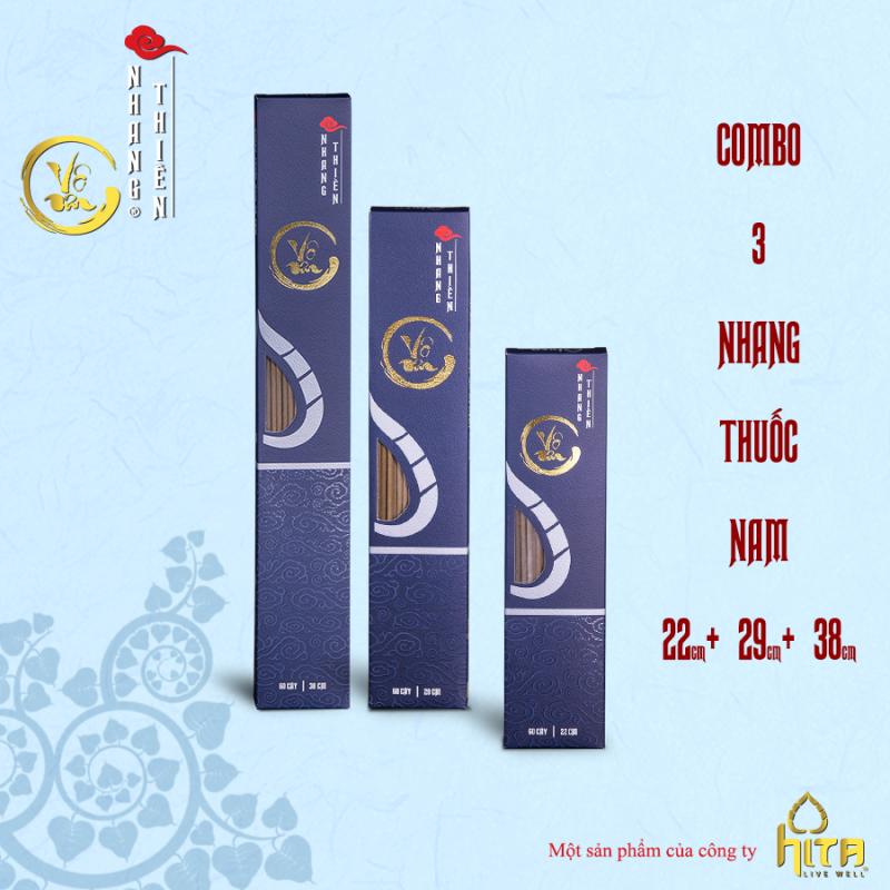 Vietnamese herbs incense 1