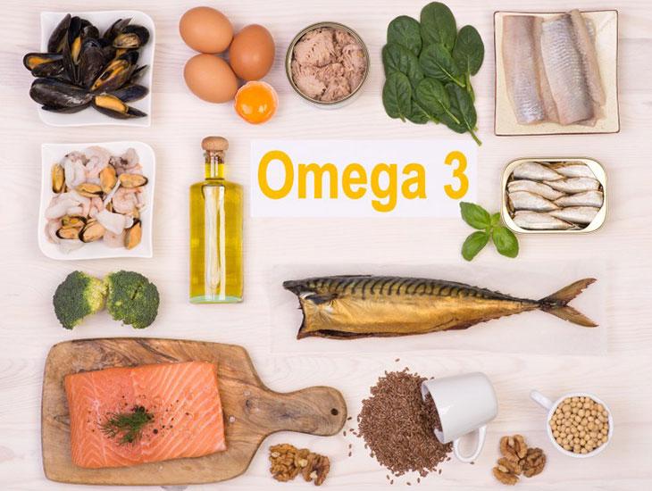 Quả óc chó giàu Omega 3 tốt cho trí não