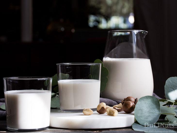 Sữa mắc ca