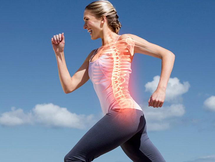 Giúp xương chắc khỏe, ngừa loãng xương