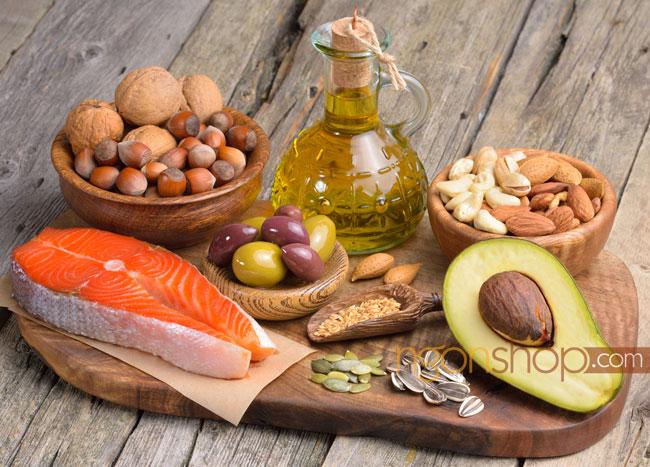 Ăn thực phẩm giàu chất chống oxy hóa