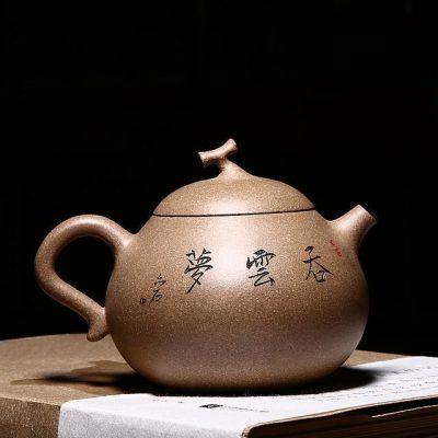 Cách chọn ấm tử sa phù hợp với loại trà dựa theo dáng ấm 40