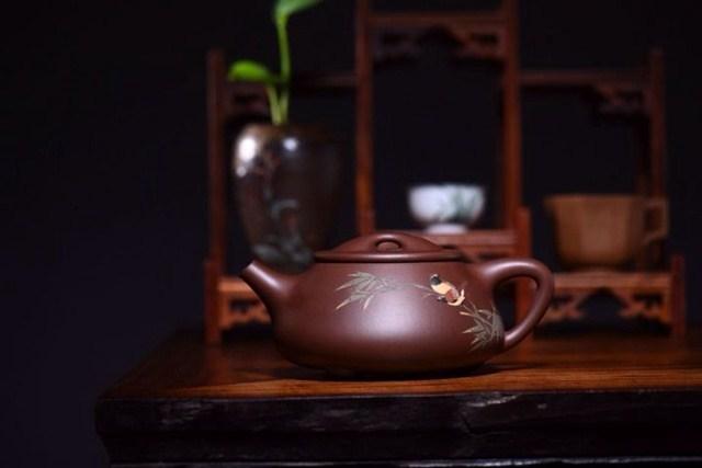 Ấm Thạch Biều: Nhược thủy tam thiên, duy ẩm nhất Biều 2