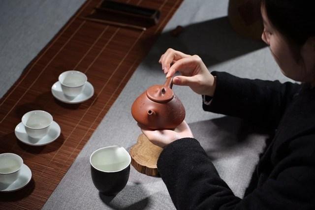 Ấm Tử Sa: Loại ấm tử sa nào phù hợp với loại trà nào? 10