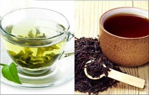 Trà xanh và trà phổ nhĩ loại nào có hiệu quả giảm cân tốt hơn?