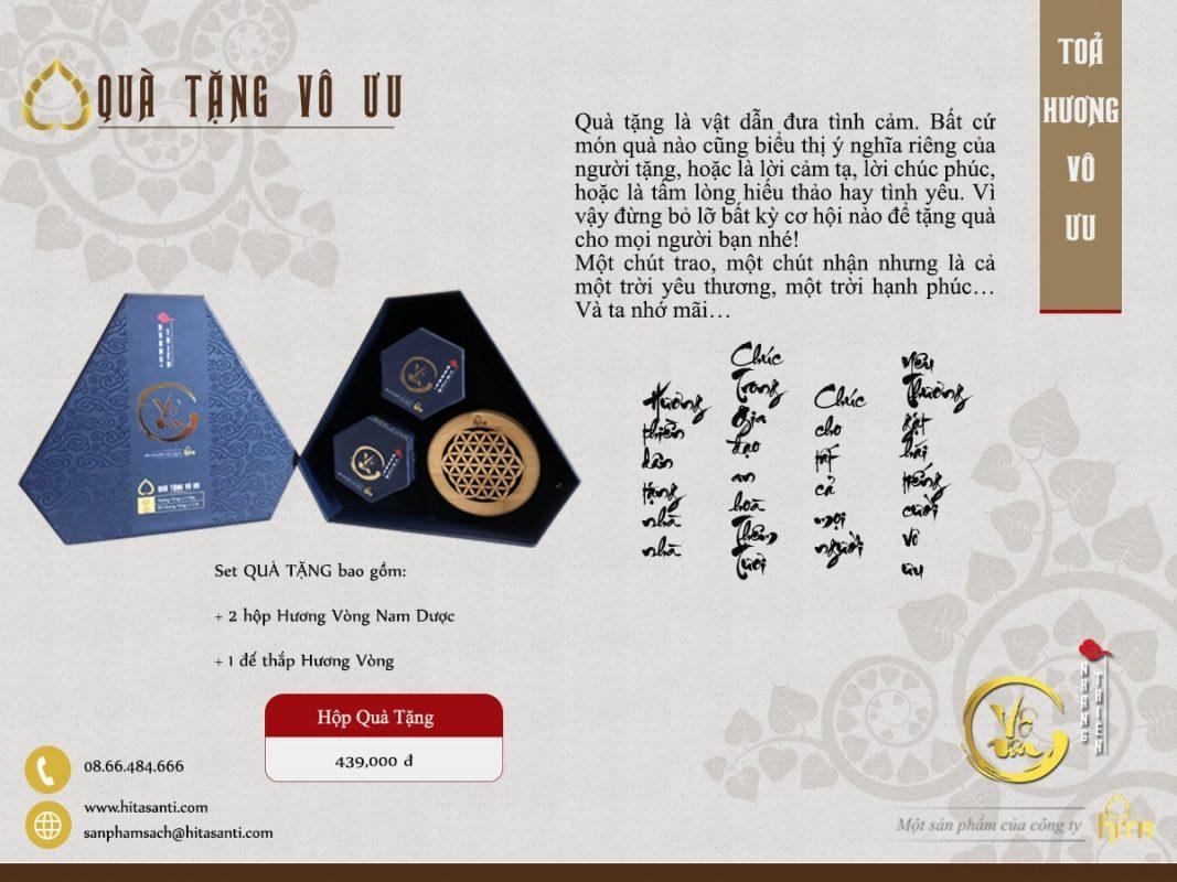 Nhang Thiền Vô Ưu 5