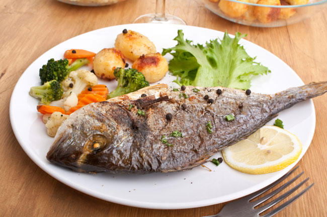 Ăn cá giúp bổ sung Omega 3