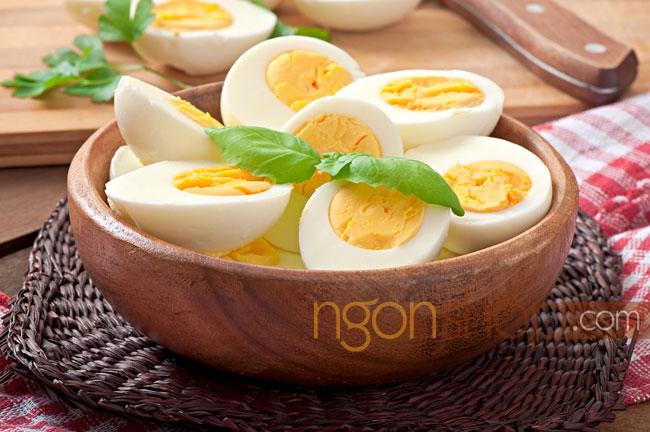 trứng rất tốt cho mắt