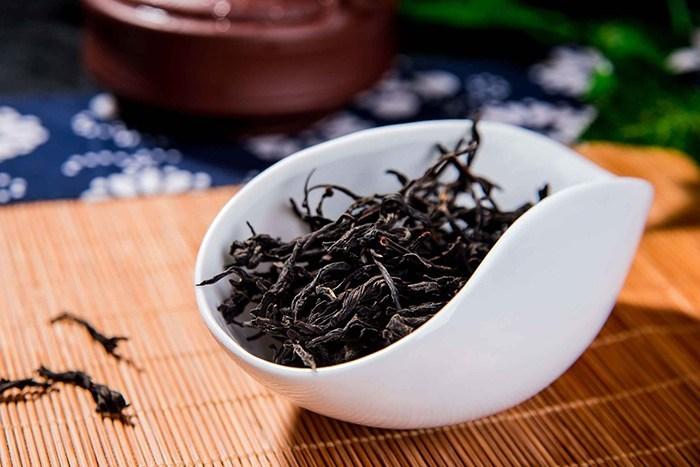 Chính Sơn Tiểu Chủng được sản xuất tại núi vũ di