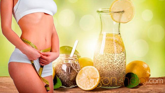 Sử dụng hạt chia để giảm cân