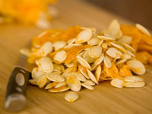 hạt bí có nhiều omega 3