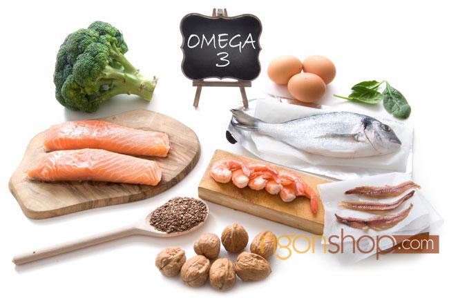Hạt óc chó nhiều omega 3