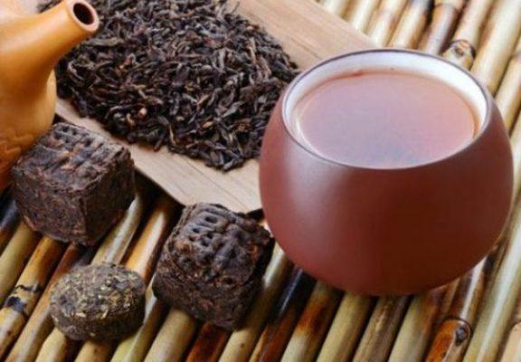Tác dụng hỗ trợ giảm cân hiệu quả của trà phổ nhĩ 6