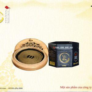 Nhang Thuốc Nam - Nhang Thiền Vô Ưu hương nhẹ nhàng thanh tao, hương lan toả 3
