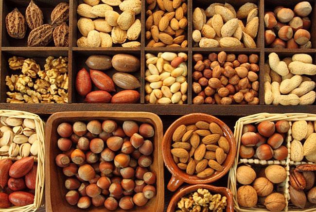 Ngâm hạt trước khi ăn