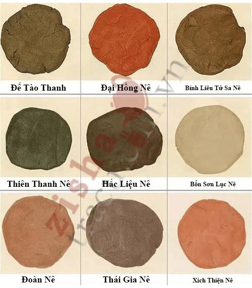 phân biệt loại đất tử sa