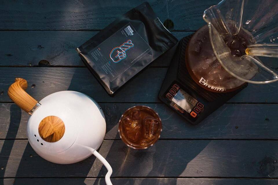 Phương pháp Pour Over Coffee