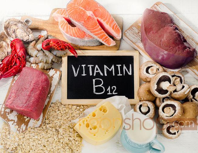Thực phẩm chứa nhiều vitamin B12