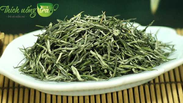 trà ân thi ngọc lộ thuộc dòng trà xanh