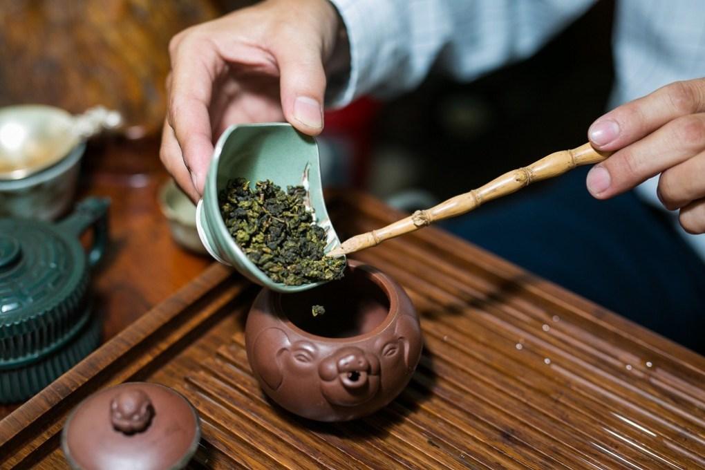 tục uống trà của người trung quốc