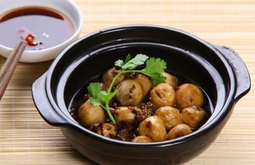 Các món chay ngon từ nấm