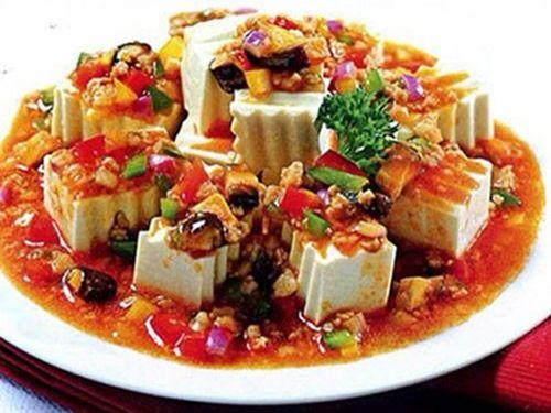 Những cách làm đậu phụ chay ngon lành – thanh đạm – tốt cho sức khỏe 1