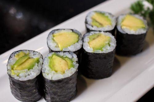 Cách làm sushi chay siêu ngon mà chế biến lại rất đơn giản 3