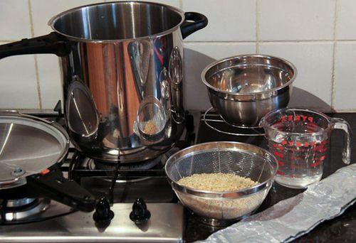 cách nấu gạo lứt