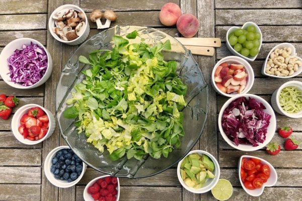 Tìm hiểu ngay chế độ ăn giảm cân bằng thực phẩm chay cực hay 12
