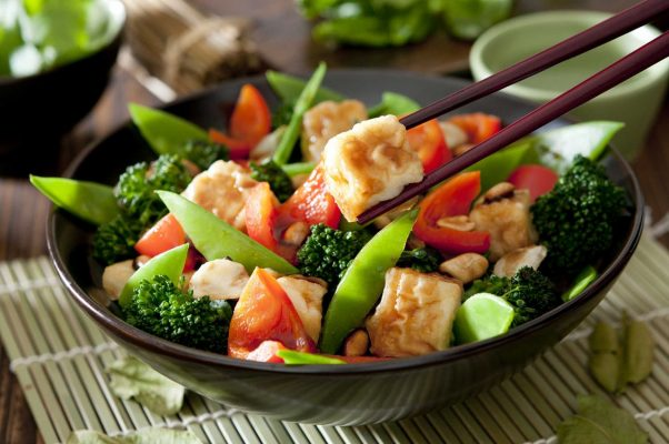 Chế độ dinh dưỡng khoa học dành cho những người ăn chay trường 11