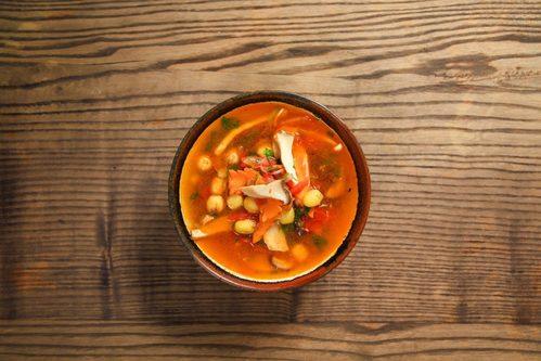 Món canh chay ngon dễ nấu – Cho bữa ăn thanh đạm 3