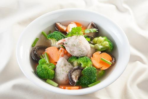 Món canh chay ngon dễ nấu – Cho bữa ăn thanh đạm 1