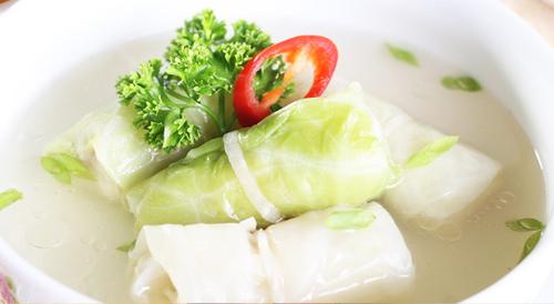 Món canh chay ngon dễ nấu – Cho bữa ăn thanh đạm 2