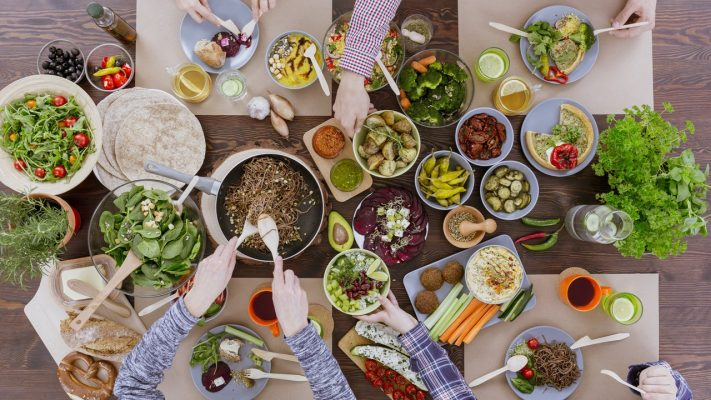 Cùng HITA lên ngay thực đơn 7 ngày trong tuần cho các bạn ăn chay 11