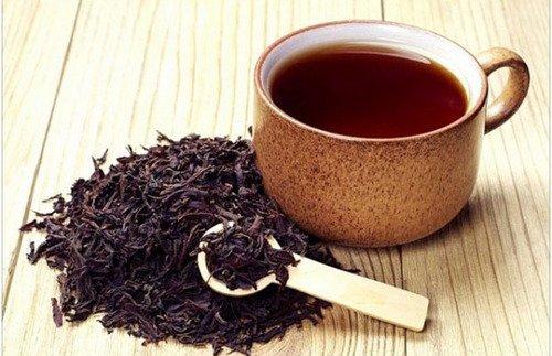 trà đen là gì