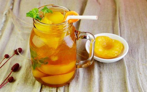 Công thức pha trà trái cây đơn giản | Thực hiện ngay tại nhà 1