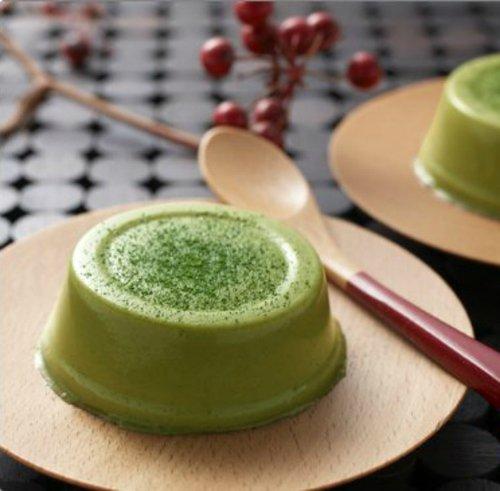 Cách chế biến các món tráng miệng chay từ trà xanh matcha 1