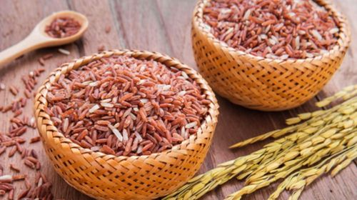 bột gạo lứt