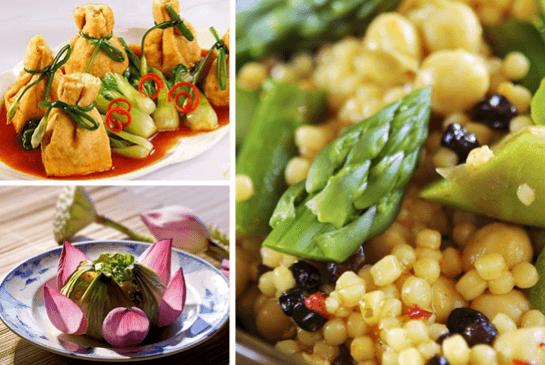 Top 10 nhà hàng chay ngon ở TpHCM 1