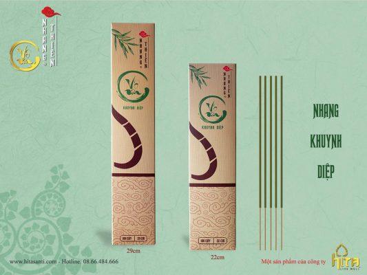 Xu hướng sử dụng nhang sạch, nhang thảo mộc, thảo dược 9