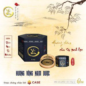 Nhang Thuốc Nam - Nhang Thiền Vô Ưu hương nhẹ nhàng thanh tao, hương lan toả 2
