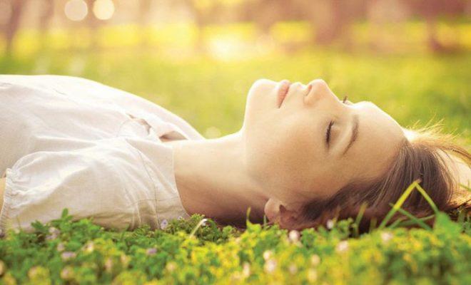 Giúp an thần, thử giãn đầu óc, giảm căng thẳng