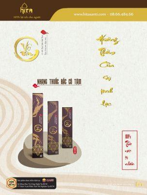 Nhang Thuốc BẮC - Nhang Thiền Vô Ưu