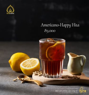 Americano Happy Hita
