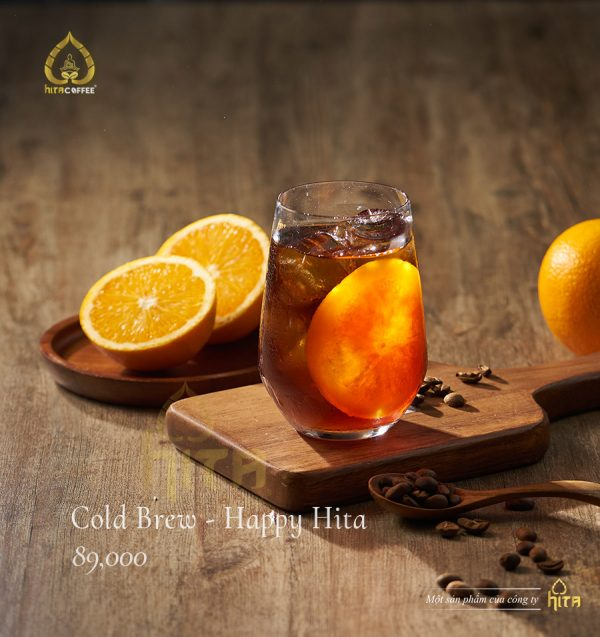 Cold Brew Happy Hita