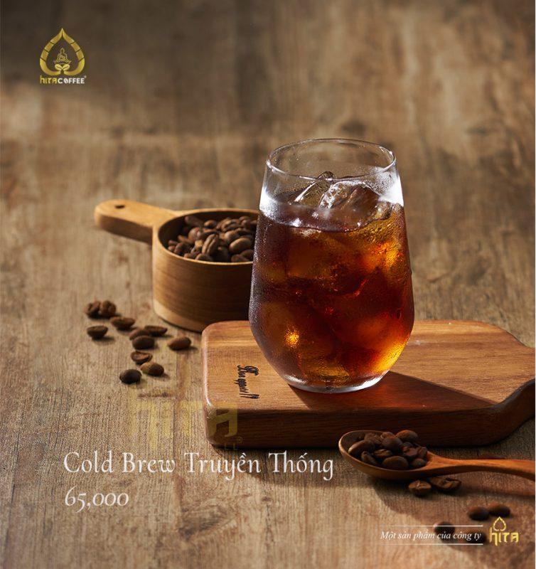 Ly cà phê Cold Brew tại HITA Coffee 2