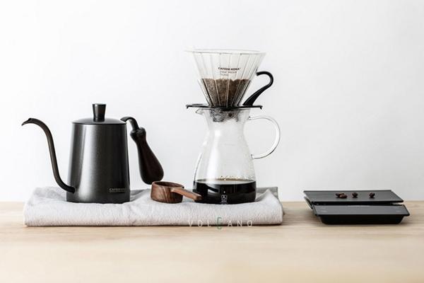 bộ dụng cụ hand drip - pour over coffee hita coffee