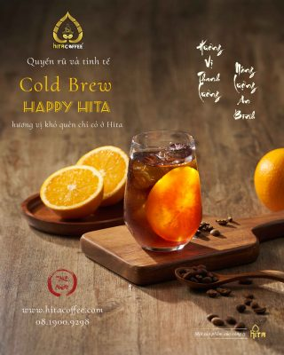 Cold Brew - Thức uống lâu đời hay xu thế nhất thời